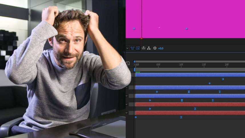Trick in After Effects