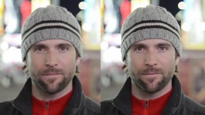 AI für Fotos Vergleich