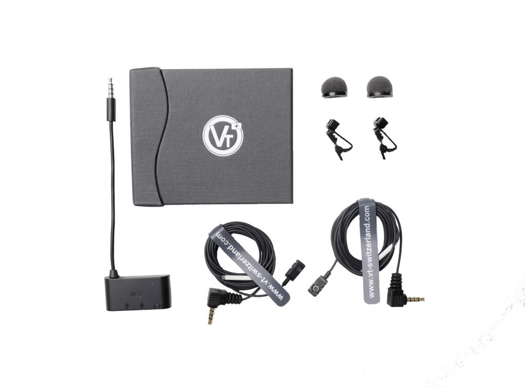 Interviewkit VT506 Mobile