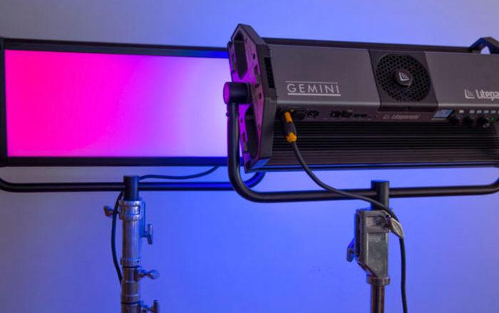 Litepanels Gemini 2x1