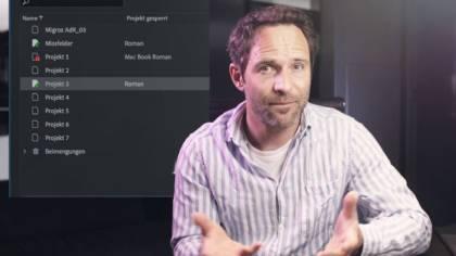 Roman Lehmann erklärt Premiere Productions