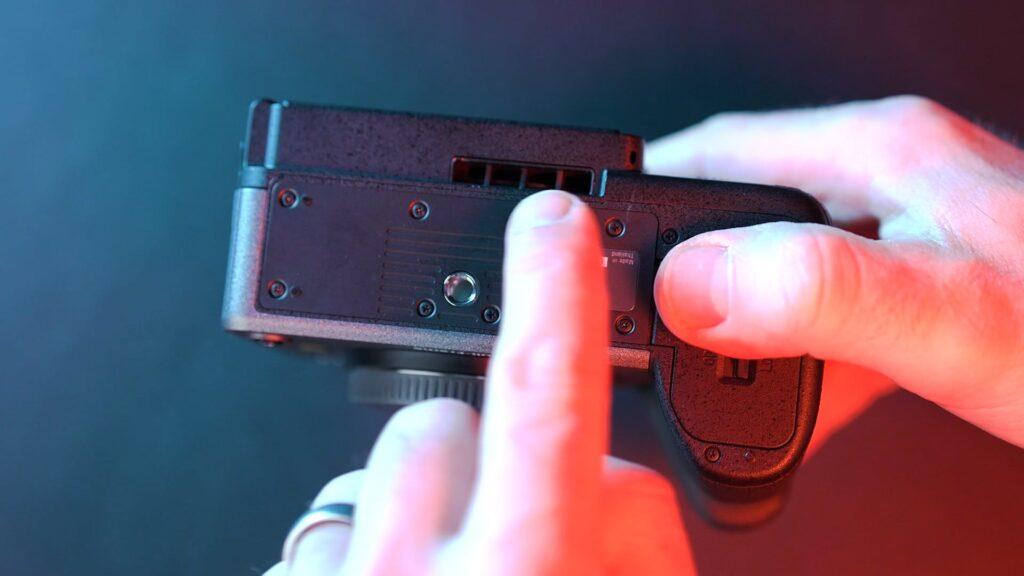 Sony FX3 Lüfter