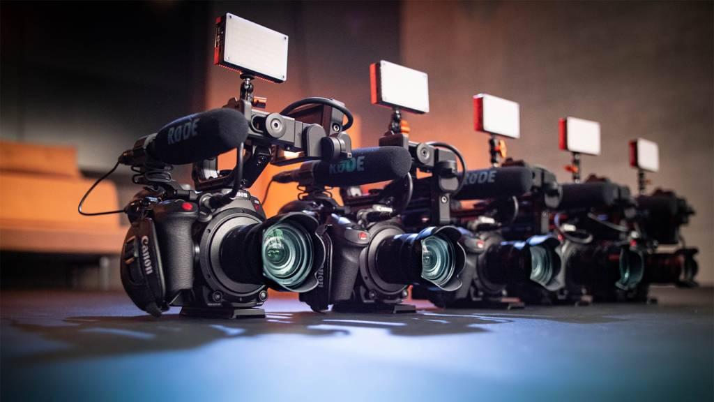Canon C200 Kameras