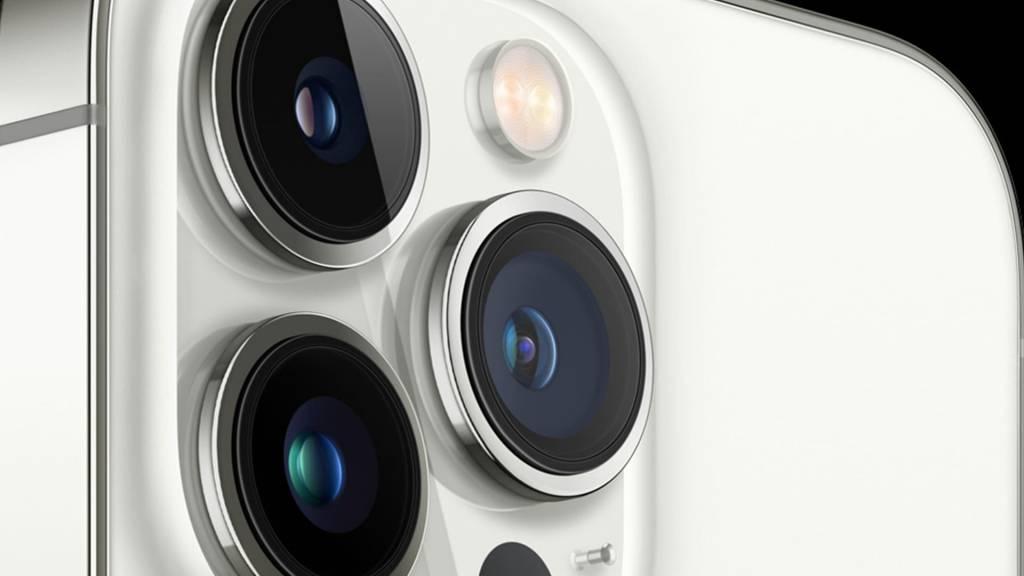 Kameras des iPhone 13 Pro